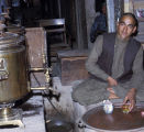 Afghanistan, tea shop