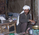 Afghan tea merchant