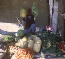 Afghan fruit shop