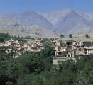 Afghanistan, mountain village