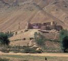 Afghanistan, fortified farmstead