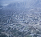 Afghanistan, aerial view of Kabul