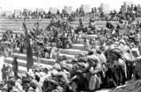 Afghanistan, audience at sports stadium in Kābul