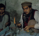 Afghan goldsmith
