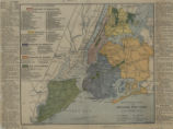 New York (New York) 1917, educational map
