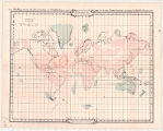 World map 1896
