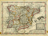 Spain and Portugal 1729
