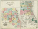 Cook and Du Page Counties, Illinois 1872