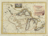 Northwestern United States 1821