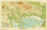 The Daily telegraph war map no. 20 : [of the southern Balkan Peninsula] / by Alexander Gross; produced by