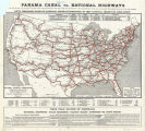 United States Highways 1914