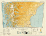 South America 1:1,000,000 Isla Wellington-Santa Cruz S.M. 18,19 / compiled and drawn by the...
