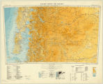 South America 1:1,000,000 Puerto Montt - Rio Chubut S.K. 18,19 / compiled and drawn by the...