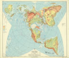 World map 1961