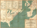 Immigration from Europe to the United States 1853