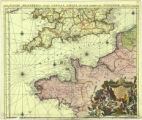 English Channel 1695