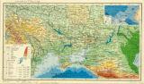 Heohrafichni mapy Ukraïny = Geographic maps of Ukraine / P. Oryshkevych