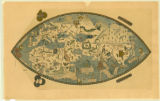 World map 1912