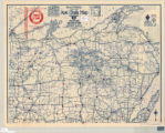 Wisconsin, Northern Illinois, Northeast Iowa, Northern Michigan 1923