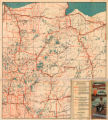 Northern Wisconsin Lakes 1925