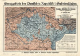 Sudetenland (Czech Republic) 1919