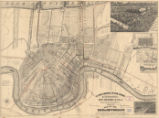 New Orleans (Louisiana) 1884, exposition grounds