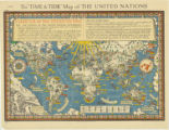 World map 1948