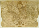 World map 1779