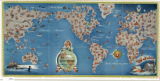 World map 1950