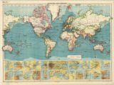 World  map 1951
