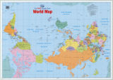 World map 2001