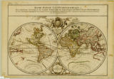 World map 1719