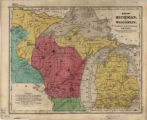 Wisconsin and Michigan 1844