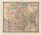 Wisconsin, Iowa, Minnesota and Nebraska 1858