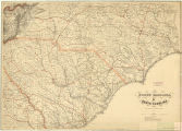 North Carolina & South Carolina 1865