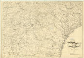 Georgia and South Carolina 1865