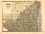 Wisconsin 1844, southern part