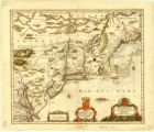 Northeastern United States 1657