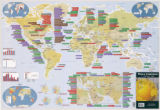 World map 2002