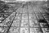 Mendoza (Argentina), aerial view of the city