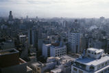 Buenos Aires (Argentina), view of skyline