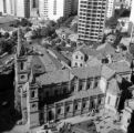 Brazil, view of historic building in Belo Horizonte