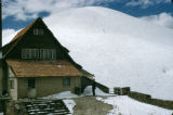 Bolivia, Chacaltaya Ski Lodge and slope in La Paz department