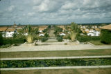 Ghana, view of campus at University of Ghana in Accra