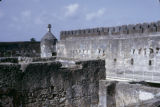 Kenya, ruins of Fort Jesus in Mombasa