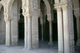 Tunisia, columns of Great Mosque of Kairouan