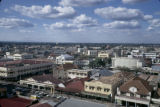 Kenya, rooftop view of buildings in Nairobi