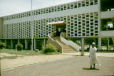 Ghana, Central Library in Accra