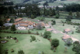 Kenya, aerial view of Tea Hotel Kericho