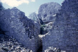 Zimbabwe, ruins at ancient city of Great Zimbabwe